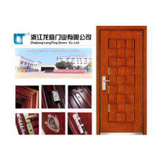 Design Clássico da Porta Blindada (LT-320)