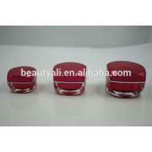 5g 15g 30g 50g Новый стиль площади пластиковые косметические акриловые крем упаковки Jar