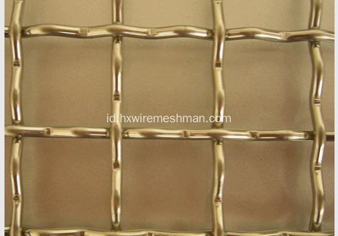 Tembaga Woven Wire Cloth