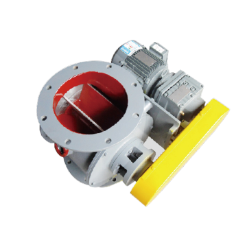 Drop Through Rotary Valve
