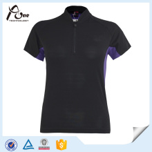 Basic Cycling Jersey Breathable Athletic Wear Wholesale for Women