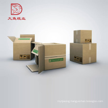 Custom printed popular custom packaging price corrugated box calculation
