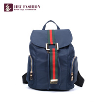 HEC High Quality Multicolor Korean Style Backpack For Girls