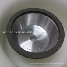 resin bond Bowl-shape diamond grinding wheel