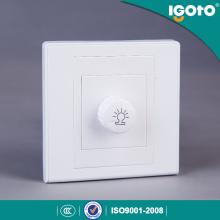 BS Standard 3*3 800W Dimmer Switch