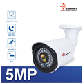 AHD Kamera 5MP 4 in 1 wasserdicht