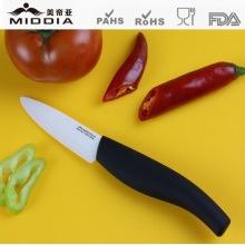 """3"""" faca Paring cerâmica, faca de cozinha frutas"""