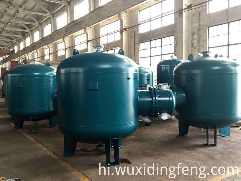 Positive displacement heat exchanger