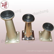 Fabrik Direktverkauf verchromte Zink Möbel & Sofa Beine (ZH-3005)