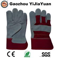 En 388 Gants de travail en cuir et sécurité de haute qualité