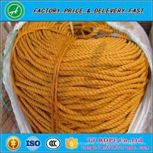 Orange recyclé utilisé corde avec des prix compétitifs