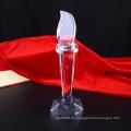 Glas-Trophäe Blank Crystal Trophy