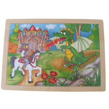 Educational Wooden Toys Wooden Puzzle (34762)