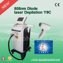Y9c Sapphire sistema de refrigeración diodo láser depilación máquina