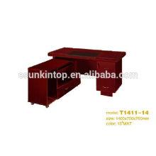 Индивидуальные офисные столы для офиса, Дизайн наборы офисной мебели для бумаги (T1411-14)
