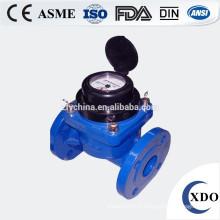 Compteur d'eau d'irrigation type sec palettes
