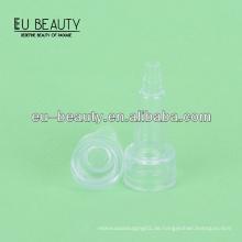 Transparente / natur PVC-Tropfenzitze