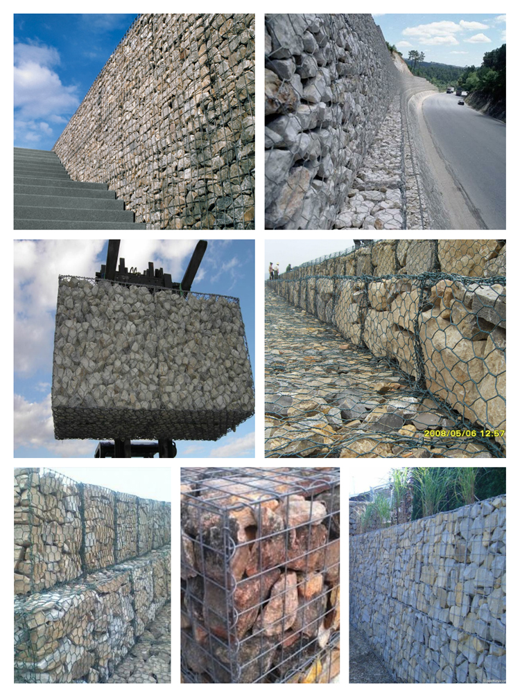 rock fall protection&gabion box-44
