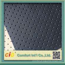 Alta qualidade 100% tecido de couro pu