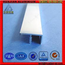 Anodized&Sandblasting Aluminum Profile for furniture