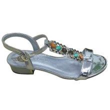 2016 Новый Стиль Лето Высокое Качество Алмазов Женщин Обувь Сандалии