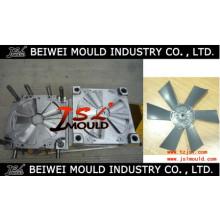Custom Plastic Auto Fan Blade Mold
