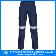 Winter Discount High Visibility Blue Cheap Mens Work Pants