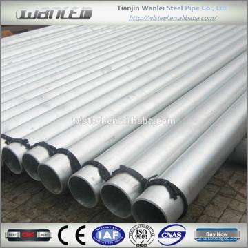 Astm a53 gr.b preço do tubo de aço galvanizado