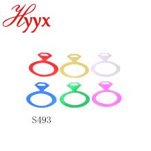 HYYX лучшие продажи Новый Подгонянный пластичный конфетти