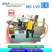 Automatically PLC Zinc Zamak Hardware Injection Moulding Machine