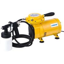 Kit portátil compressor de ar spray
