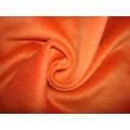 Woolen Fleece Stretch Twill Fabric