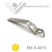 EM-S-A015 Piezas de estampado de alta calidad manija de acero inoxidable de la válvula