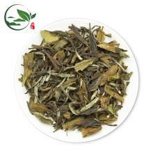 EU-Standard Imperial Spring BaiMuDan weiße Pfingstrose weiße Teeblätter