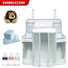 Hanging Diaper Storage Caddy and Nursery Organizer for Baby's Essentials