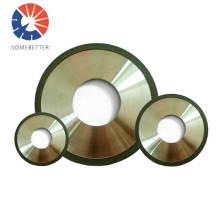 high quality optical abrasive diamond stone grinding wheel