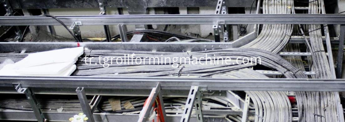 Cable Tray Roll Making Forming Machine