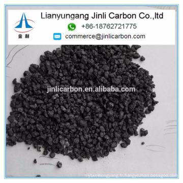 vendre du coke de pétrole graphitisé / prix du coke de pétrole graphite chinois / graphite prix additif de carbone