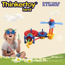 Jeu de jouets en plastique pour jouets promotionnels pour l'éducation