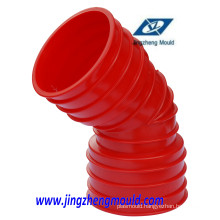 Injection Plastic Pipe Fittings Tooling