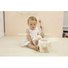 Atividade Cube-Plush Toy-Organic Cotton Collection