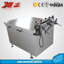 High Precision Safety Flat Screen Printing Machine with Suction Worktable