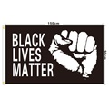 Design personalizado Banner Black Lives Matter Flag