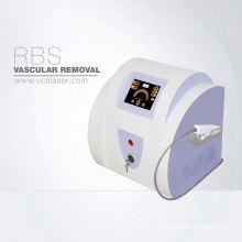 Machine de beauté de thérapie vasculaire portable d'ODM d'OEM