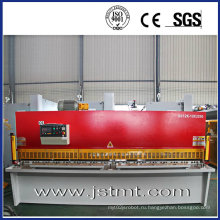 Станок для резки листового металла Nc с лазером (QC12K-10X3200)