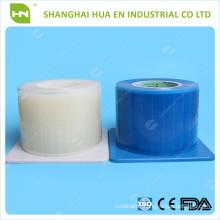 White Disposable dental Plastic Blue Barrier Film