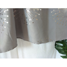 2018 New Design Shining Jacquard Tablecloth