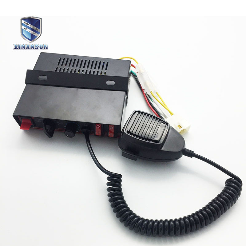 electric siren amplifier