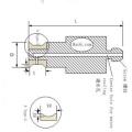 Diamond Arris Router Bit für Glasschleifen / CNC Arris Router