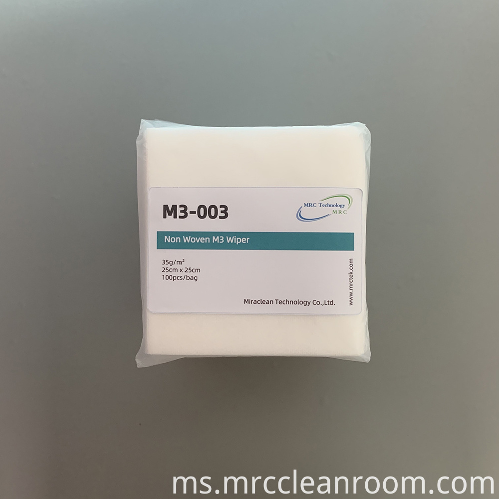M3 Hard Non Woven Wipes
